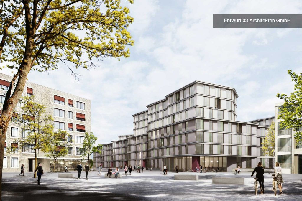 Entwurf 03 Architekten Straße