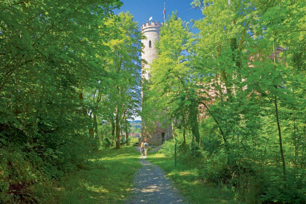 Jungfernsprungturm