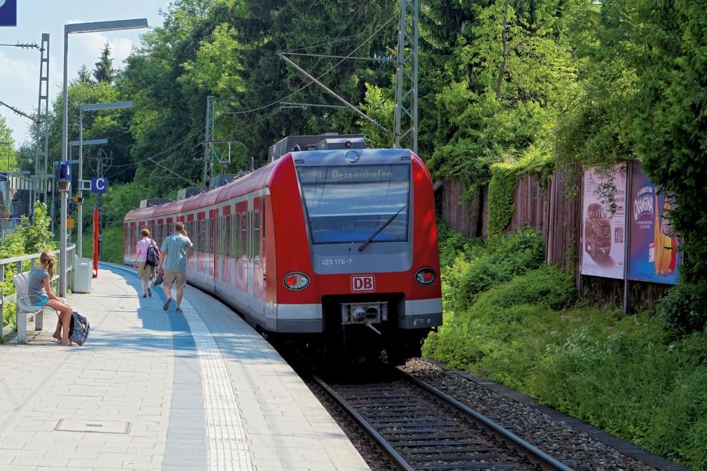 S-Bahnanschluss