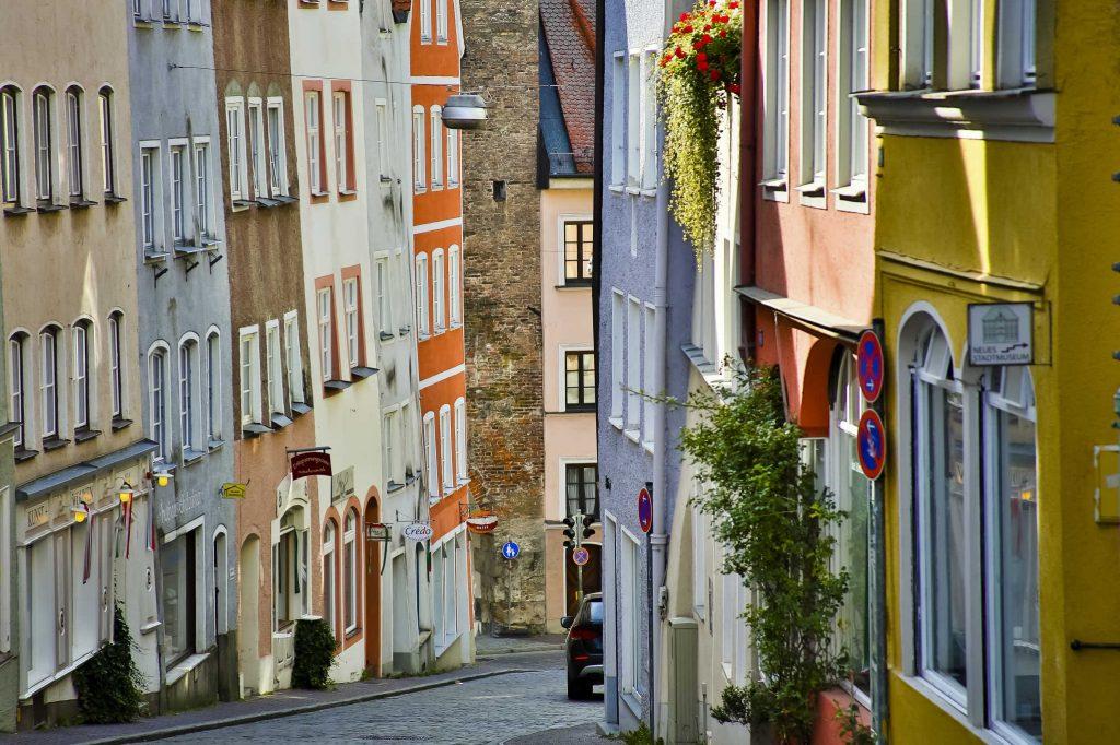 Altstadt © Stadt Landsberg am Lech