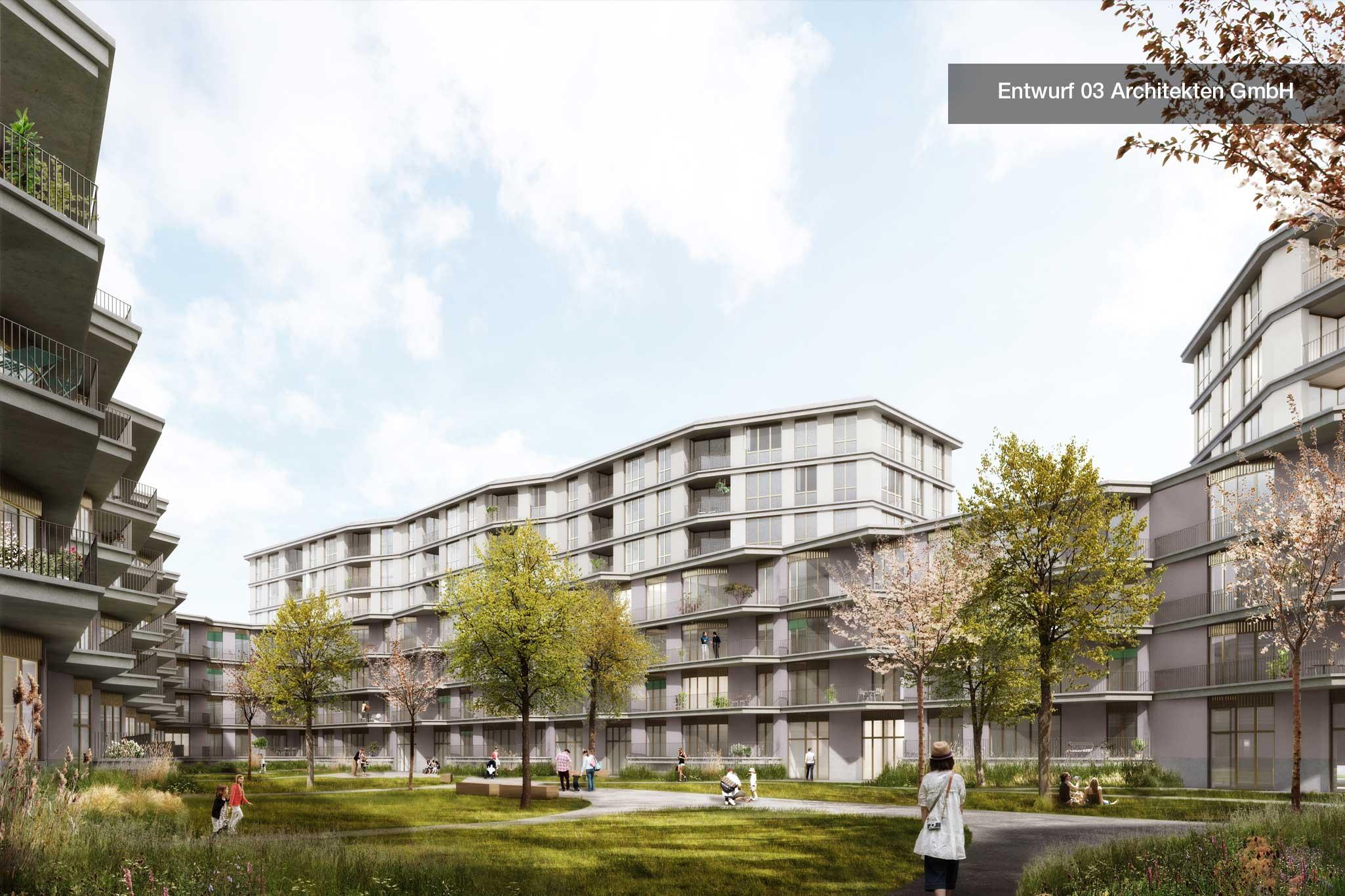 Entwurf 03 Architekten Hof